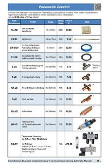 Druckluftschlauch, Steuerkabel, Schnellverschraubung, T- und Kreuz-Schlauchverbindung, 5fach Verteiler, Multiverteiler, Filterregler