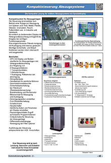 Kompaktsteuerung Absaugsysteme