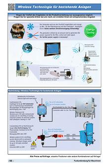 Wireless Technologie für bestehende Anlagen